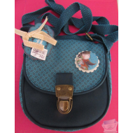 PETIT SAC A MAIN BANDOULIERE - COLLECTION CANDY AND COQUETTE TECKEL